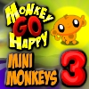 Monkey GO Happy Mini Monk