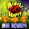 Monkey GO Happy Mini-Monk