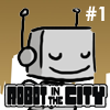 Robot in the City - Buy a…